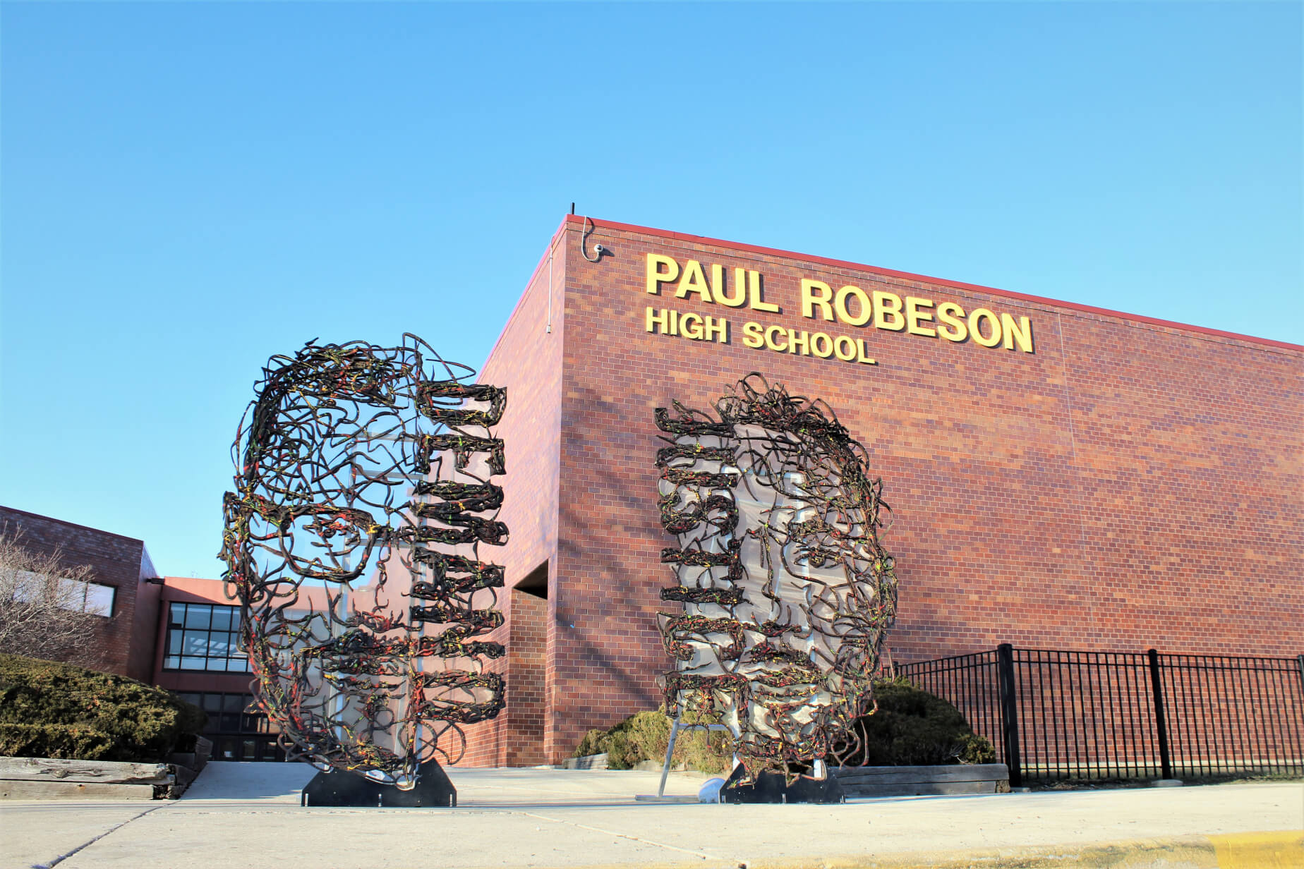 Paul Robeson High School